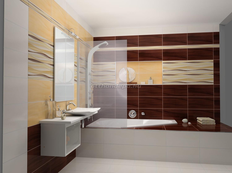 Modern és dinamikus fürdőszoba – Zalakerámia Elegance kollekció – OtthonDepo Blog