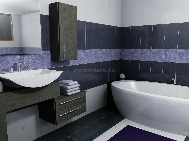 Exkluzív fürdőszoba – Zalakerámia Mantilla kollekció – OtthonDepo Blog