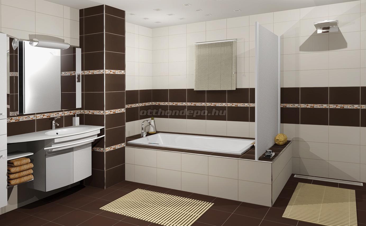 Modern fürdőszoba változatosan – Zalakerámia Vario kollekció ...