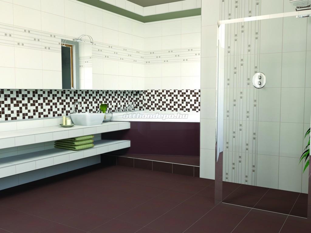 Modern fürdőszoba változatosan – Zalakerámia Vario kollekció  OtthonDepo Blog