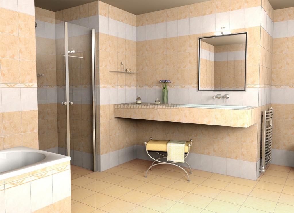 Kétarcú fürdőszoba – Zalakerámia Natura termékcsalád  OtthonDepo Blog