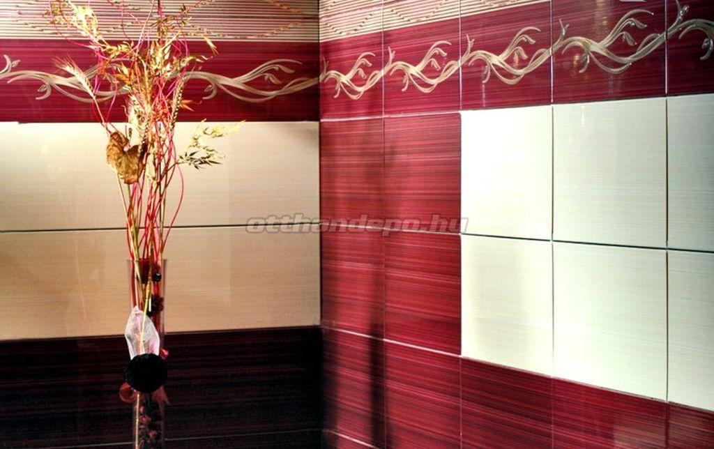 Fürdőszobák és színek – Piros – OtthonDepo Blog