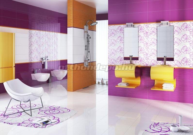 Fürdőszobák és színek – Lila – OtthonDepo Blog