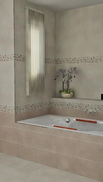 Fürdőszobák és színek – Bézs – OtthonDepo Blog
