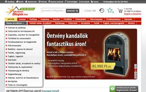 OtthonDepo Webáruház