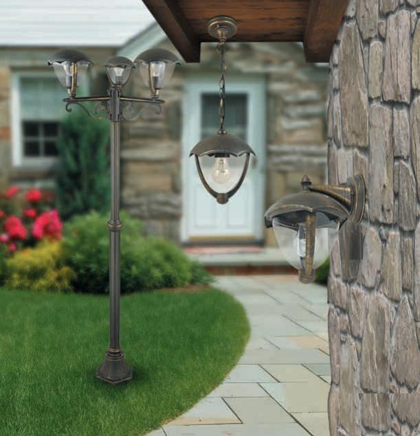 Kerti világítás házilag