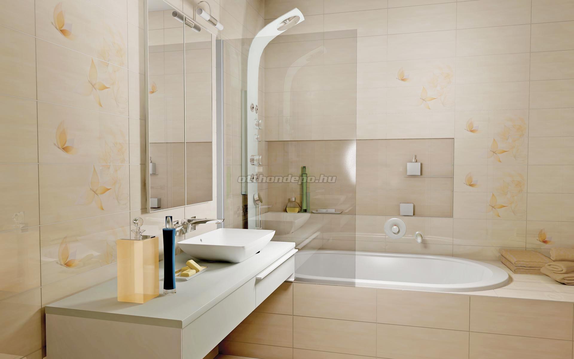 Fények és hangulat a fürdőszobában – OtthonDepo Blog