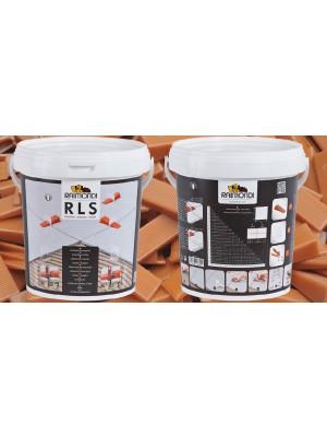 Raimondi, Szintező induló szett padlólaphoz (1db fogó, 100db ék, 100db talp 3-12 mm-es lapig) 180KIT100