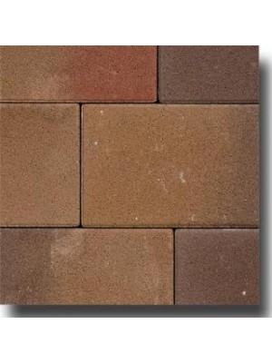 Semmelrock, Citytop kombi 6 cm vörös-barna