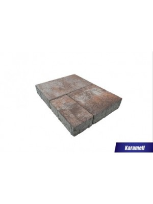 Térkő, Barabás Somló Trió 6 cm karamell