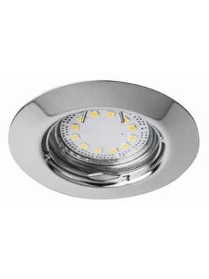 Rábalux, Lite, szpot GU10 3W LED fix, 3-as szett, kerek, 1047