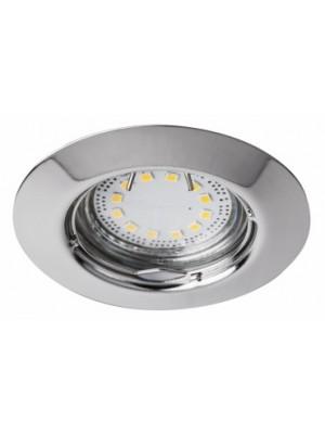 Rábalux, Lite, szpot GU10 3W LED fix, 3-as szett, kerek, 1047