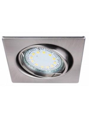 Rábalux, Lite, szpot GU10 3W LED billenthető, 3-as szett, négyzet, 1057