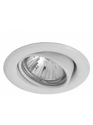 Rábalux, Spot light, szpot beépíthető 3-as szett, billenthető, kerek, 1121