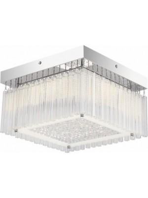 Rábalux, Marcella, LED mennyezeti lámpa, 30x30cm, 2451
