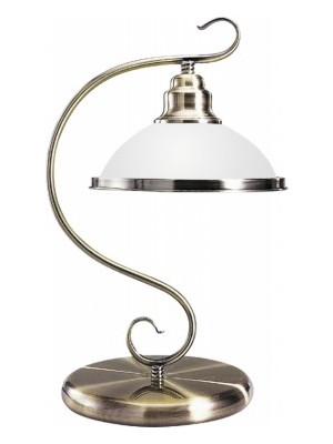 Rábalux, Elisett, asztali lámpa, H39cm, 2752