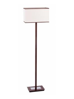 Rábalux, Kubu wenge állólámpa E27 1x60W bézs,barna szeg., 2900