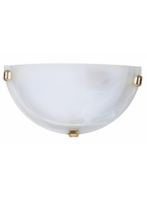 Rábalux, Alabastro, fali lámpa, D30cm, 3001
