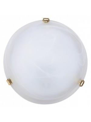 Rábalux, Alabastro, mennyezeti lámpa, D30cm, 3201