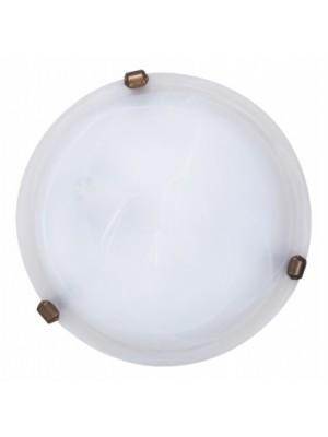 Rábalux, Alabastro, mennyezeti lámpa, D30cm, 3203