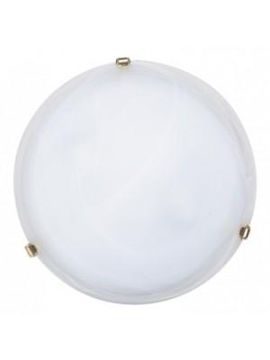 Rábalux, Alabastro, mennyezeti lámpa, D40cm, 3301
