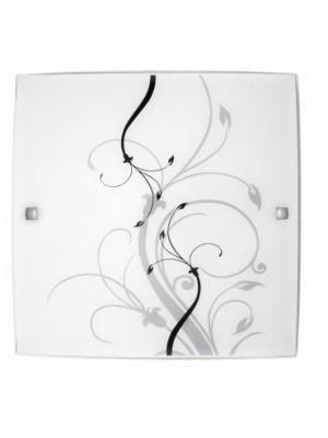 Rábalux, Elina, mennyezeti lámpa, 30x30cm, 3692