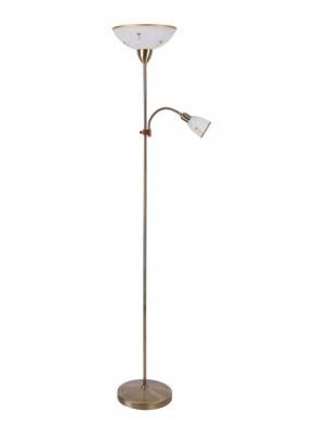 Rábalux, Art flower, állólámpa olvasókarral, H180cm, 4009