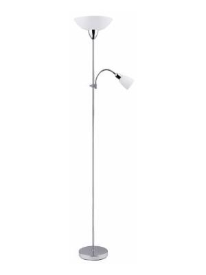 Rábalux, Diana, álló lámpa olvasókarral, H172cm, 4059