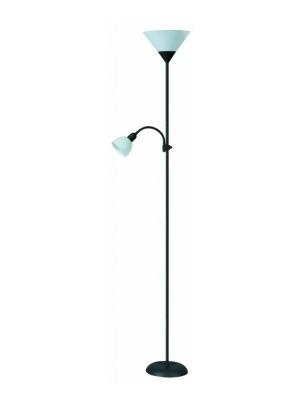 Rábalux, Action, álló lámpa, olvasókarral, H180cm, 4062