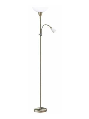 Rábalux, Diana, álló lámpa olvasókarral, H172cm, 4067