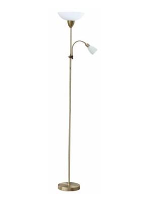 Rábalux, Diana, álló lámpa olvasókarral, H172cm, 4068