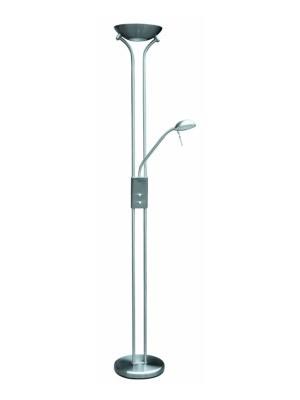 Rábalux, Beta, állólámpa, olvasókarral, halogén, fényerőszabályzóval, H178cm, 4075