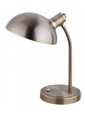 Rábalux, Gery asztali lámpa E14 40W bronz, 4158