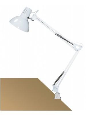 Rábalux, Arno, íróasztali lámpa, satus, H70cm, 4214