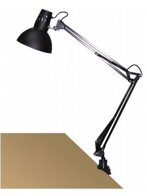 Rábalux, Arno, íróasztali lámpa, satus, H70cm, 4215