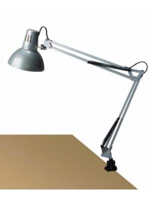 Rábalux, Arno, íróasztali lámpa, satus, H70cm, 4216