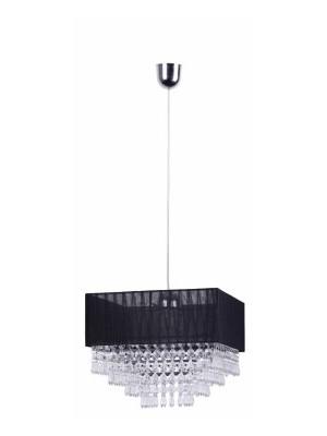 Rábalux, Marita lámpaernyő, fekete, 4586