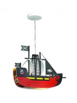 Rábalux, Ship, függeszték, L37cm, 4719