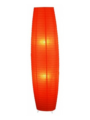 Rábalux, Myra, rizs alló lámpa, H130cm, 4722