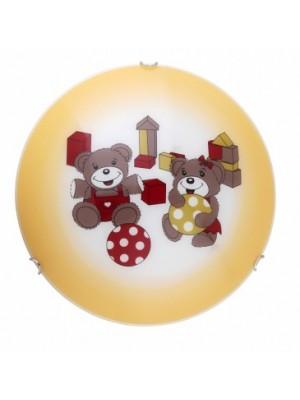 Rábalux, Sweet dream D40 mennyezeti lámpa Bear, 4970