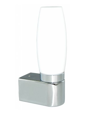 Rábalux, Flumen bath, fürdőszobai lámpa, 24x6,5cm, 5821