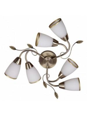 Rábalux, Dreambells, mennyezeti lámpa E14 6x40W, 6146