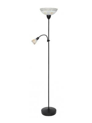 Rábalux, Etrusco, álló lámpa olvasókarral, H183cm, 6968