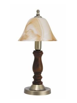 Rábalux, Rustic 3, asztali lámpa, H37,5cm, 7092