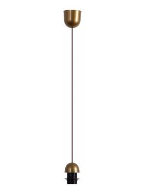 Rábalux, Bronz fix függeszték, L50cm, 9920