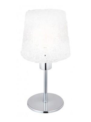 Globo, Imizu, Asztali lámpa,  króm,akril. D:125, H:250, exkl. 1xE14 40W 230V, 24696