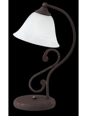 Rábalux, Margaret asztali lámpa, E14 40W, antik barna, 7736