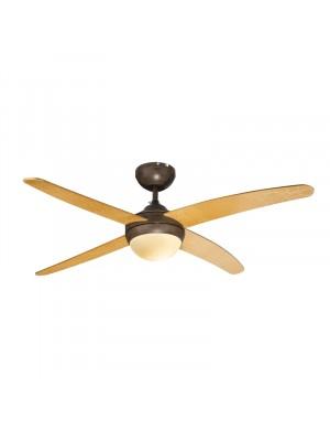 Globo, Lizz, Mennyezeti ventillátor, lámpa, távirányítóval 03385G