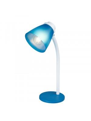 Globo, Julius, Asztali lámpa, E14, kék, 24807