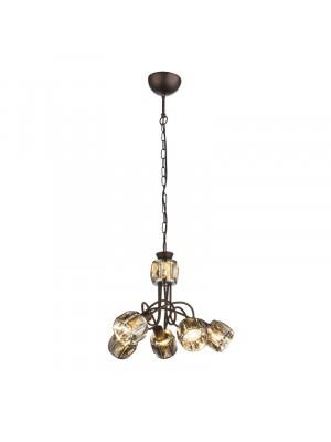 Globo, Indiana, Spotlámpa, bronz, E14, 54357-5H